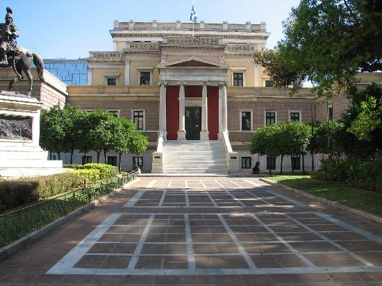 the-old-parliament-athens